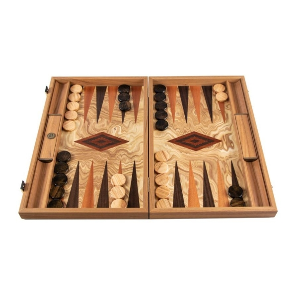 Set joc table/backgammon Maslin 48 x60 cm 3