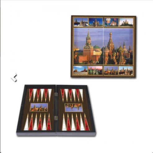 Set joc table Kremlin turistic - 46x45 cm 0