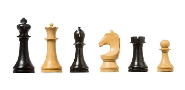 Piese sah lemn Staunton 6 World Chess Design 3