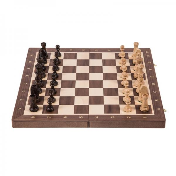 Set sah BHB no 6, inlaid nuc/artar 0