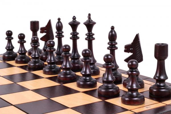 Set Sah Chess Club 1