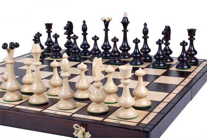 Set Sah Chess BESKID