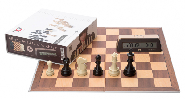 Set sah DGT Starter Chess Box – Maro 1