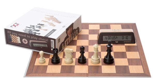 Set sah DGT Starter Chess Box – Maro [1]