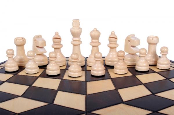 Set sah pentru 3 jucatori (mare) [5]
