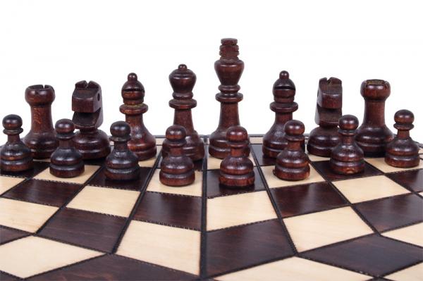 Set sah pentru 3 jucatori (mare) [3]