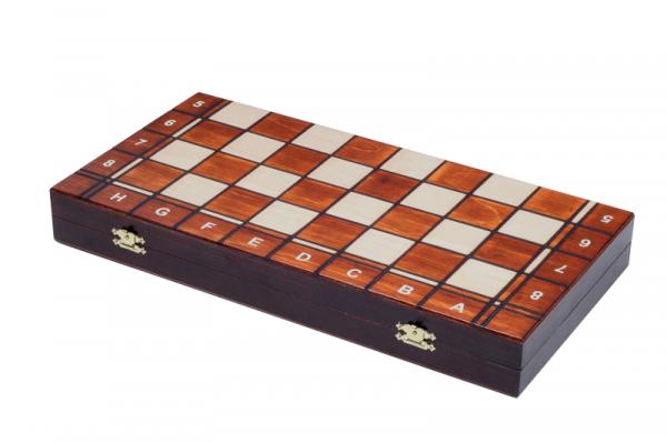 Set Șah și Table, 42 cm 5