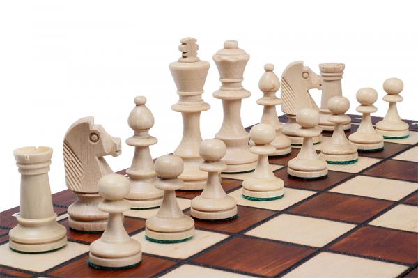 Set Șah și Table, 42 cm 2