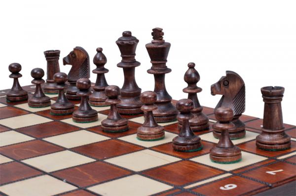 Set Șah și Table, 42 cm 3