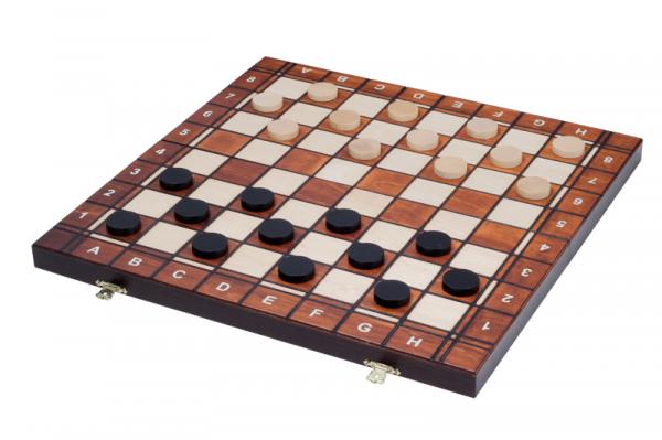 Set Șah și Table, 42 cm 4