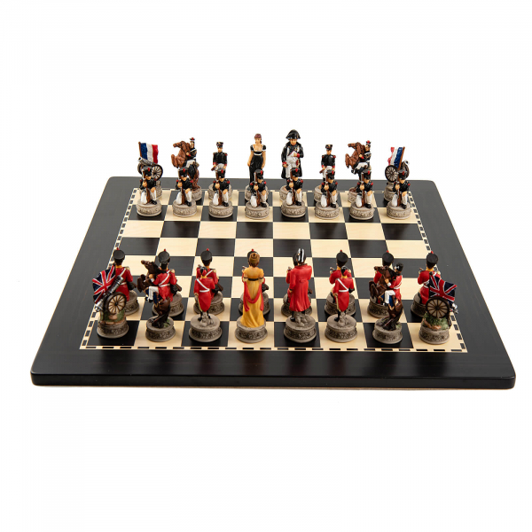 Set sah tematic Batalia de la Waterloo 1
