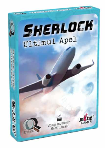 Sherlock - Q1 Ultimul apel 0