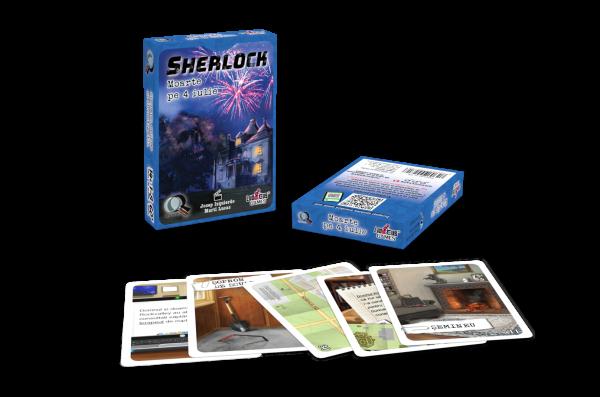 Sherlock - Q2 Moarte pe 4 iulie 1