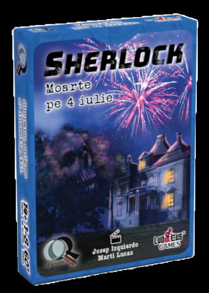 Sherlock - Q2 Moarte pe 4 iulie 0