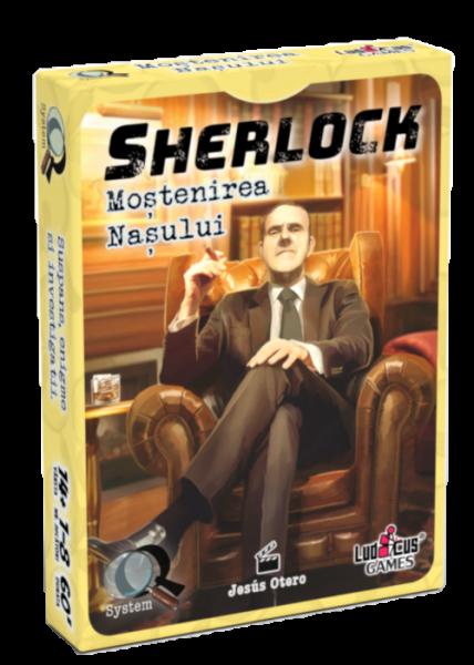 Sherlock - Q4 Moștenirea Nașului 0