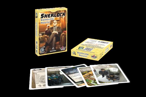 Sherlock - Q4 Moștenirea Nașului 1