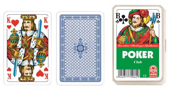 Carti de joc - Poker model Francez 0