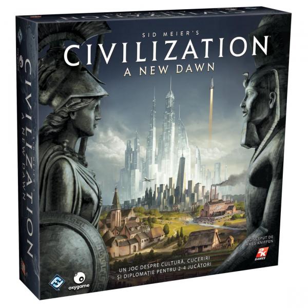 Sid Meier's Civilization: A New Dawn 1