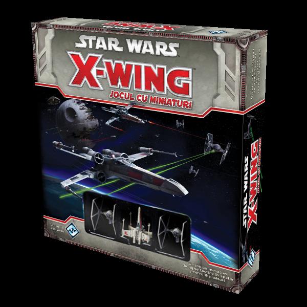 Star Wars: X-Wing, jocul cu miniaturi 2