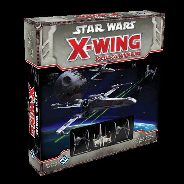 Star Wars: X-Wing, jocul cu miniaturi 1