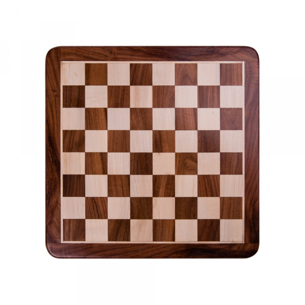 Tabla de sah din lemn acacia, 55mm 2