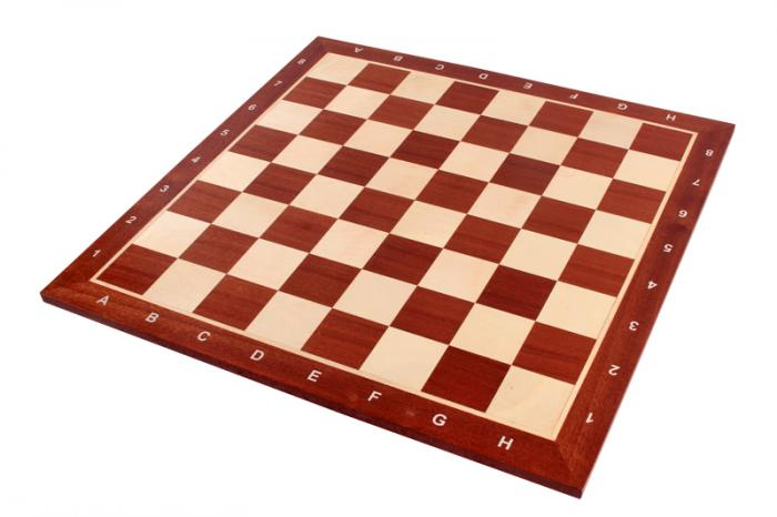Tabla de sah - lemn mahon 58 x 58 mm 0