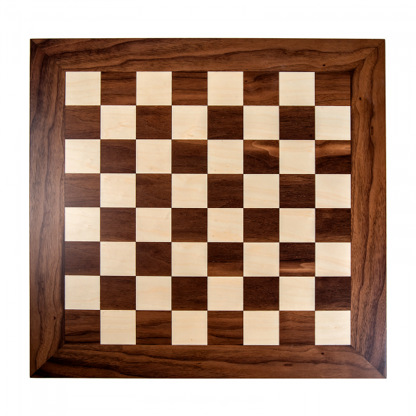 Tabla de sah nuc (walnut) 55mm 0