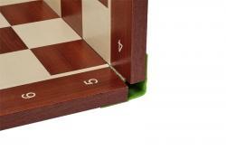 Tabla de sah pliabila - lemn no 5 - mahon 0