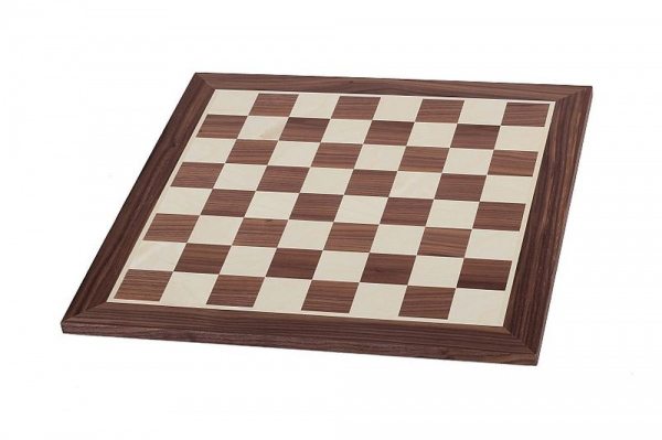 Tabla lemn no. 5 nuc/artar (walnut/maple) fara notatie 0