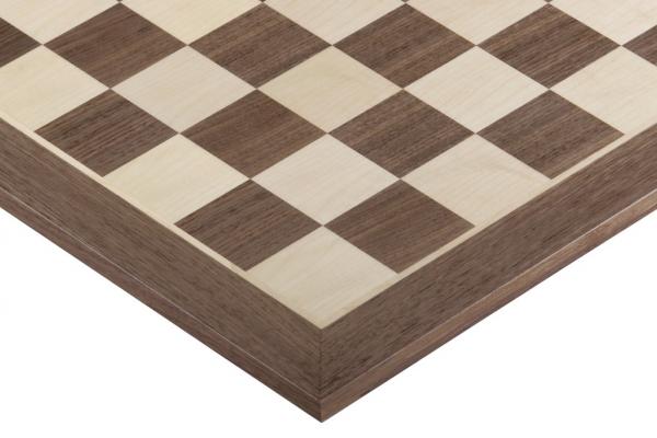 Tabla lemn no. 4 nuc/artar (walnut/maple) fara notatie [1]