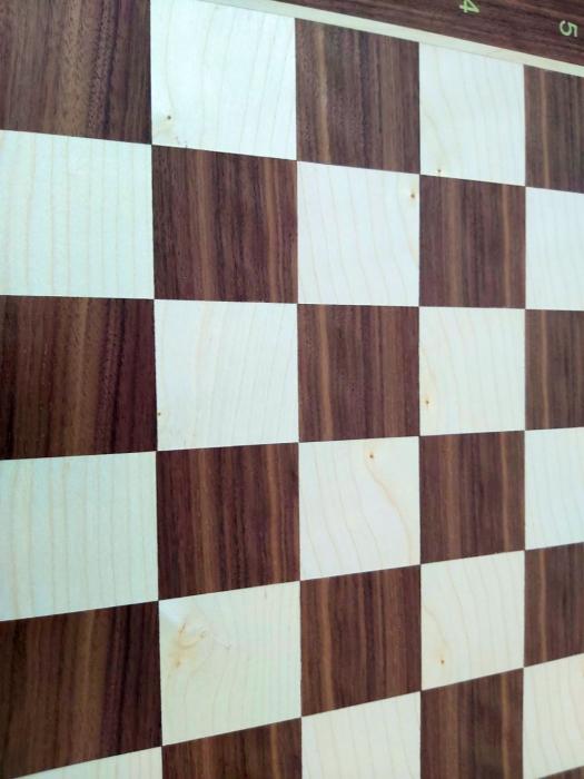 Tabla lemn no 6 - nuc/artar (walnut/maple) - Imperfecta 1