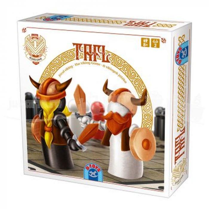 Jocul Viking- Tafl