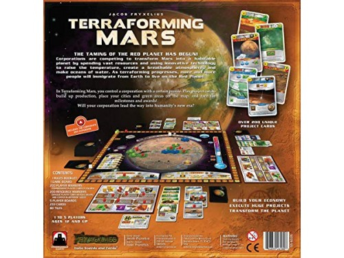 Terraformarea Planetei Marte 1