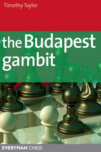 Carte : The Budapest Gambit, Timothy Taylor 0