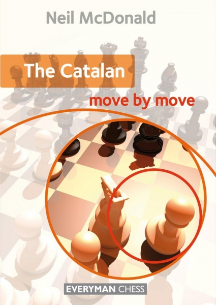Carte : The Catalan: Move by Move - Neil McDonald 0
