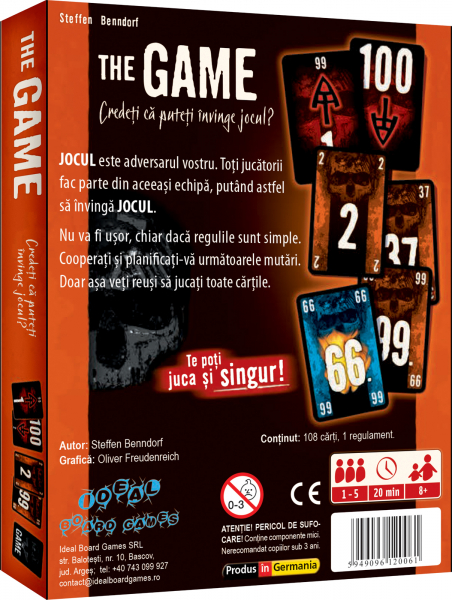 THE GAME 2
