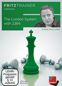 DVD: The London System with 2.Bf4 0