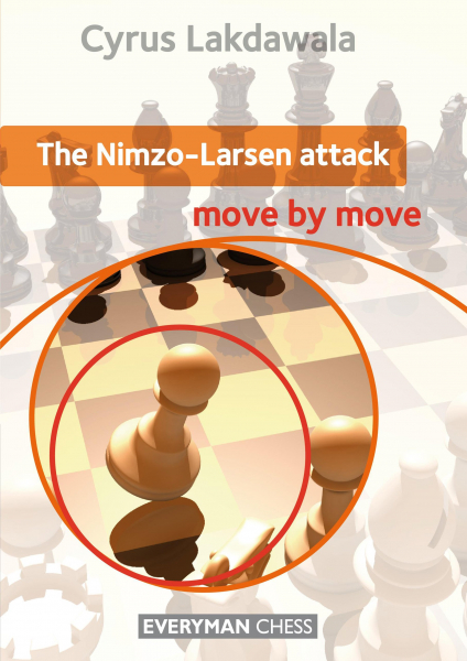 Carte : The Nimzo-Larsen Attack: Move by Move - Cyrus Lakdawala 0