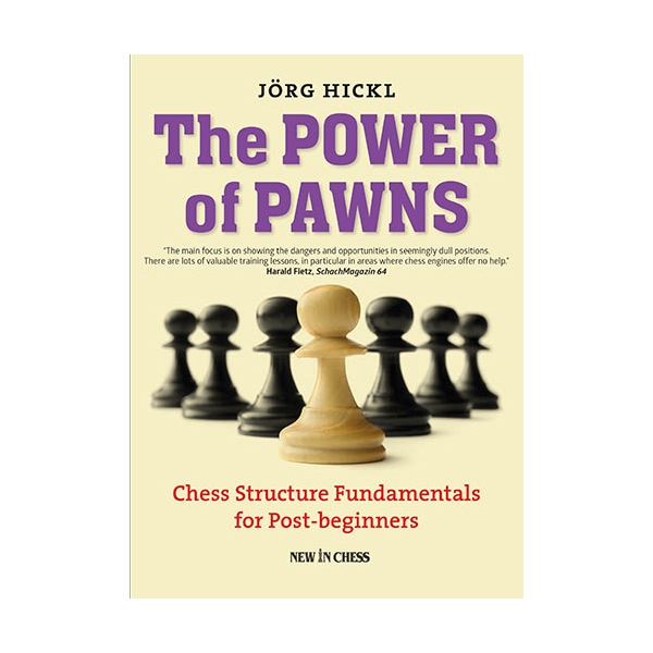 Carte : The power of pawns - Jorg Hickl 0
