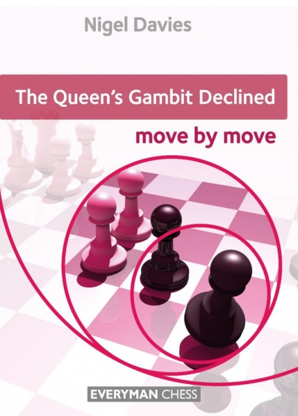 Carte : The Queen's Gambit Declined: Move by Move - Nigel Davies 0
