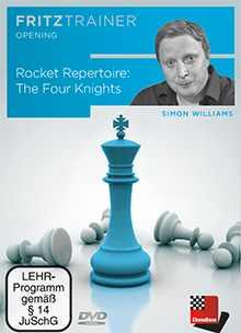 DVD: The Rocket Repertoire: The Four Knights 0
