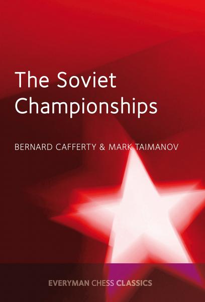 Carte : The Soviet Championships - Bernard Lafferty si Mark Taimanov imagine