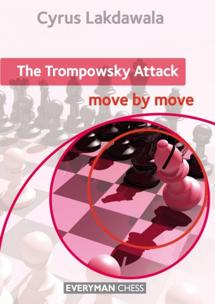 Carte : The Trompowsky Attack: Move by Move - Cyrus Lakdawala 0
