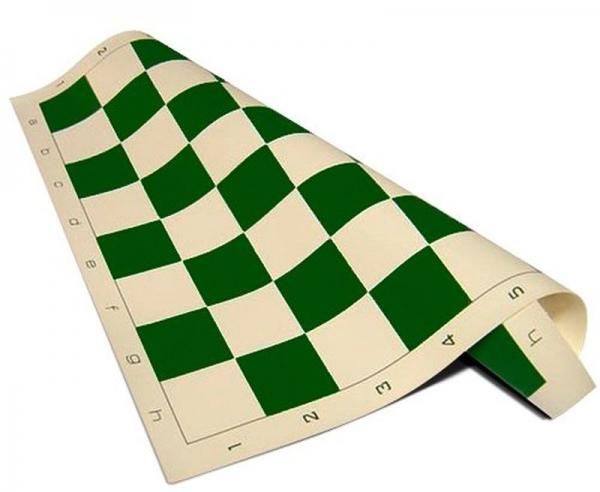 Combo: Piese Staunton 6 +Tabla vinil verde + Geanta 0