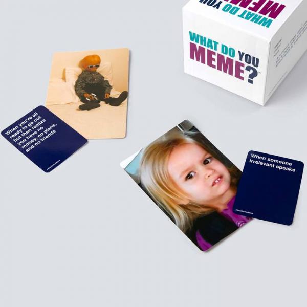 What Do You Meme? - Jocul de bază 4