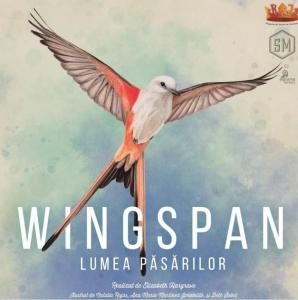 Wingspan (Romanian Edition)