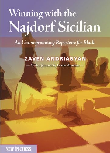 Carte : Winning with the Najdorf Sicilian: An Uncompromising Repertoire for Black - Zaven Andriasyan 0