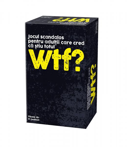 WTF? - Joc de societate pentru adulti (RO) 4