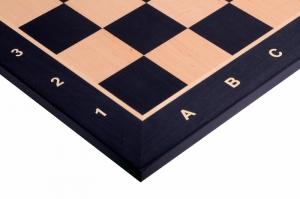 Tabla de sah - lemn  Black/Artar 54x54 cm, 58 mm0