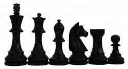 Piese sah lemn Staunton 6 Clasic Superior, EQ, Black1